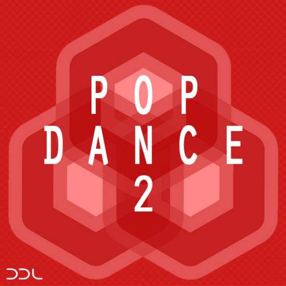 Pop Dance 2 – 10 Construction Kits (115 Wav Loops & MIDI Files),  Key-Labeled, 260 MB, 24 Bit Wavs