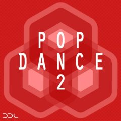 Pop Dance 2 <br><br>– 10 Construction Kits (115 Wav Loops & MIDI Files), Key-Labeled, 260 MB, 24 Bit Wavs.