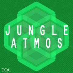 Jungle Atmos <br><br>– 10 Construction Kits (103 Wav Loops-Including Longer Field Recordings of Birds, Waves, Crickets, Ocean, Rain, Thunder) & MIDI Files), 780 MB, 24 Bit Wavs.