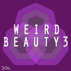Weird Beauty 3 <br><br>– 155 Wav Loops(98 Harmonics, 57 Rhythms), 555 MB, 24 Bit Wavs.