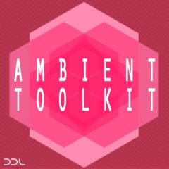 Ambient Toolkit <br><br>&#8211; 200 Loops (50 Radio Communications, 50 Drones, 50 Basses, 50 Rhythms), 1,06 GB, 24 Bit Wavs.