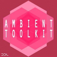 Ambient Toolkit <br><br>– 200 Loops (50 Radio Communications, 50 Drones, 50 Basses, 50 Rhythms), 1,06 GB, 24 Bit Wavs.