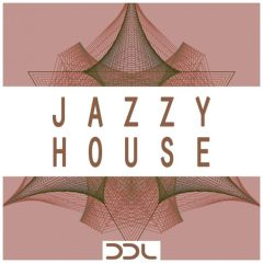 Jazzy House <br><br>– 5 Construction Kits (Wav Loops/10-15 Tracks Per Kit+MIDI), 184 MB, 24 Bit Wavs.