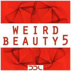 Weird Beauty 5 <br><br>– 300 Wav Loops(150 Harmonic Loops + 150 Percussive Loops), 120 BPM, 500 MB, 24 Bit Wavs.