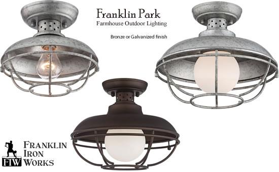 franklin iron works franklin park