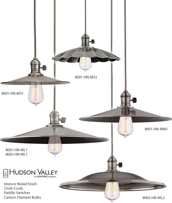 hudson valley lighting heirloom