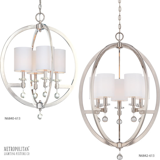 orb chandeliers and pendants deep