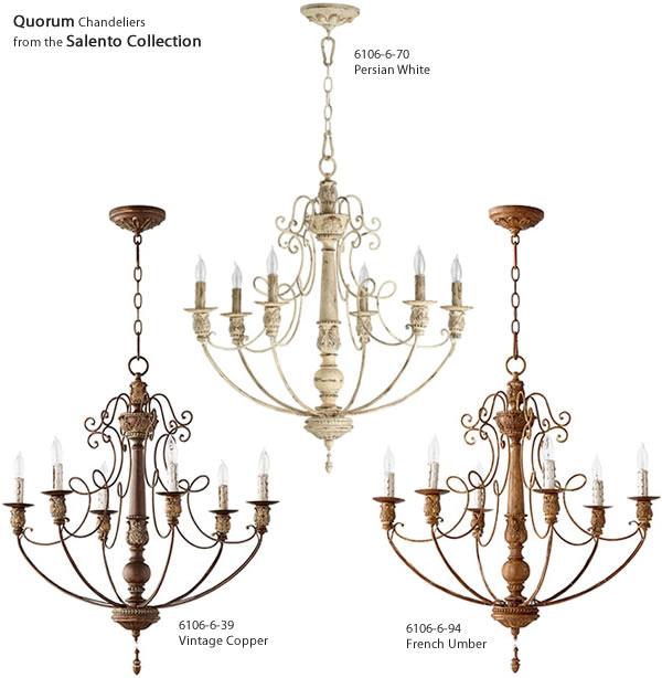 quorum international salento collection