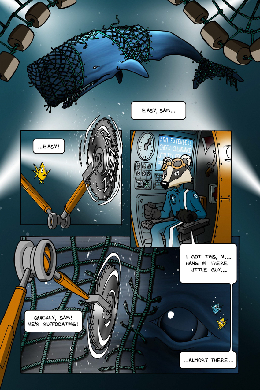 Hold Fast Leviathan! Page 8