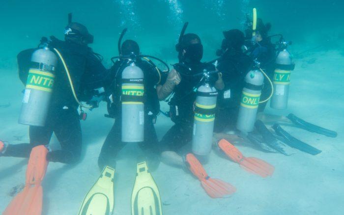 Bocas Dive Center, Panama - Photo by Jake Schubert https://www.instagram.com/puptentcarnival/