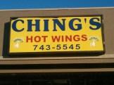 Memphis Food: Chings Hot Wings
