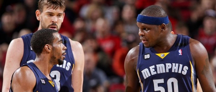 Memphis Grizzlies: Zach, Marc, and Mike