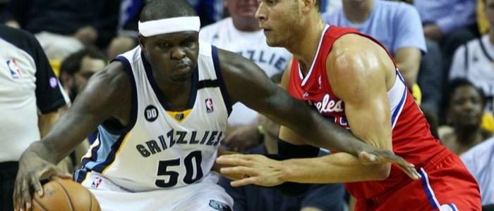Memphis Grizzlies: Zach Randolph