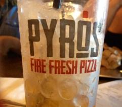 Pyro's Pizza: Peach Sprite