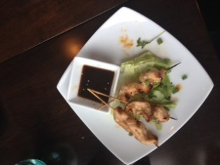 River Terrace Restaurant: Chicken