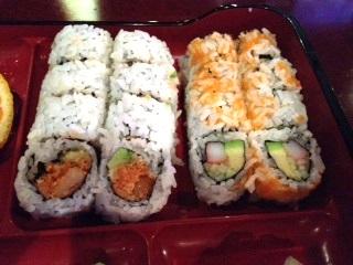 Friday Tuna: Sushi