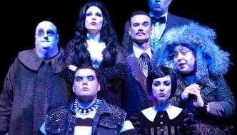 Addams Family: Family Portrait
