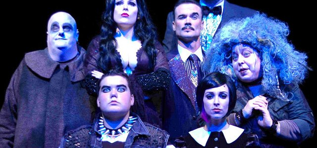 The Addams Family: Lovingly Wicked