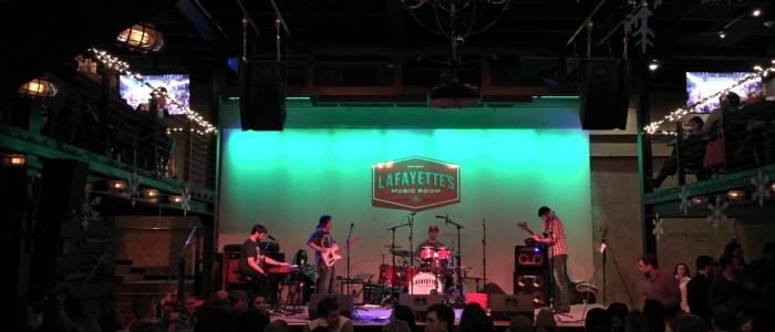Lafayette's Music Room: Overton Square
