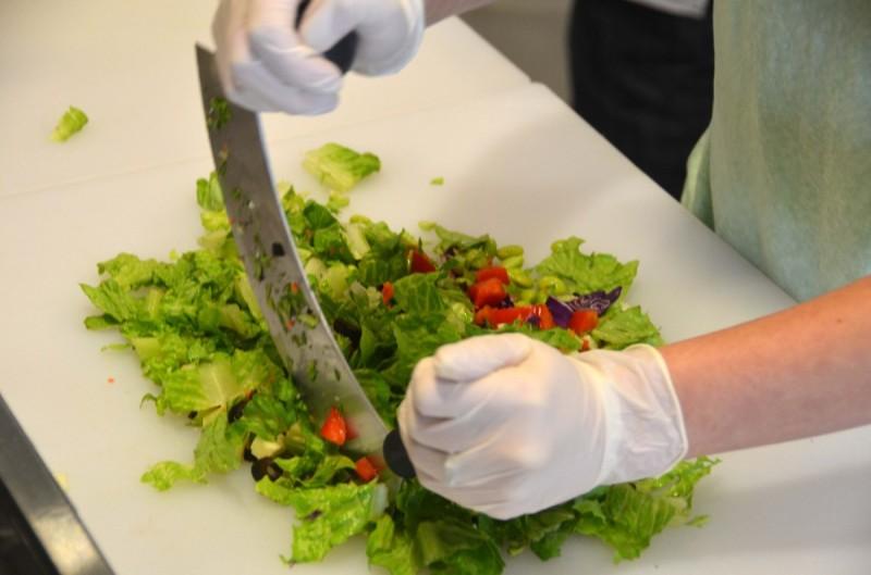 Lettuce Eat: Chopped