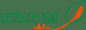 Lettuce Eat: Logo