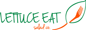 Lettuce Eat: Logo