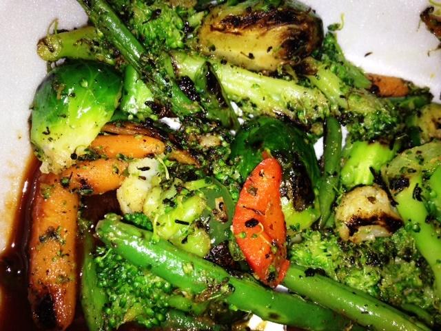 Stick Em Food Truck: Veggies