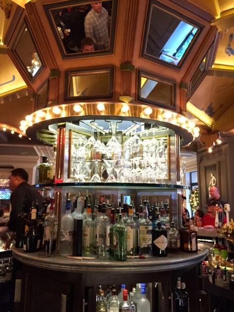 Beautiful bar.