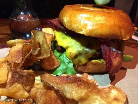 The Basic Burger