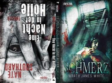Bildergebnis für Nate Southard/ Wrath James White - Eine Nacht in der Hölle/ Sein Schmerz