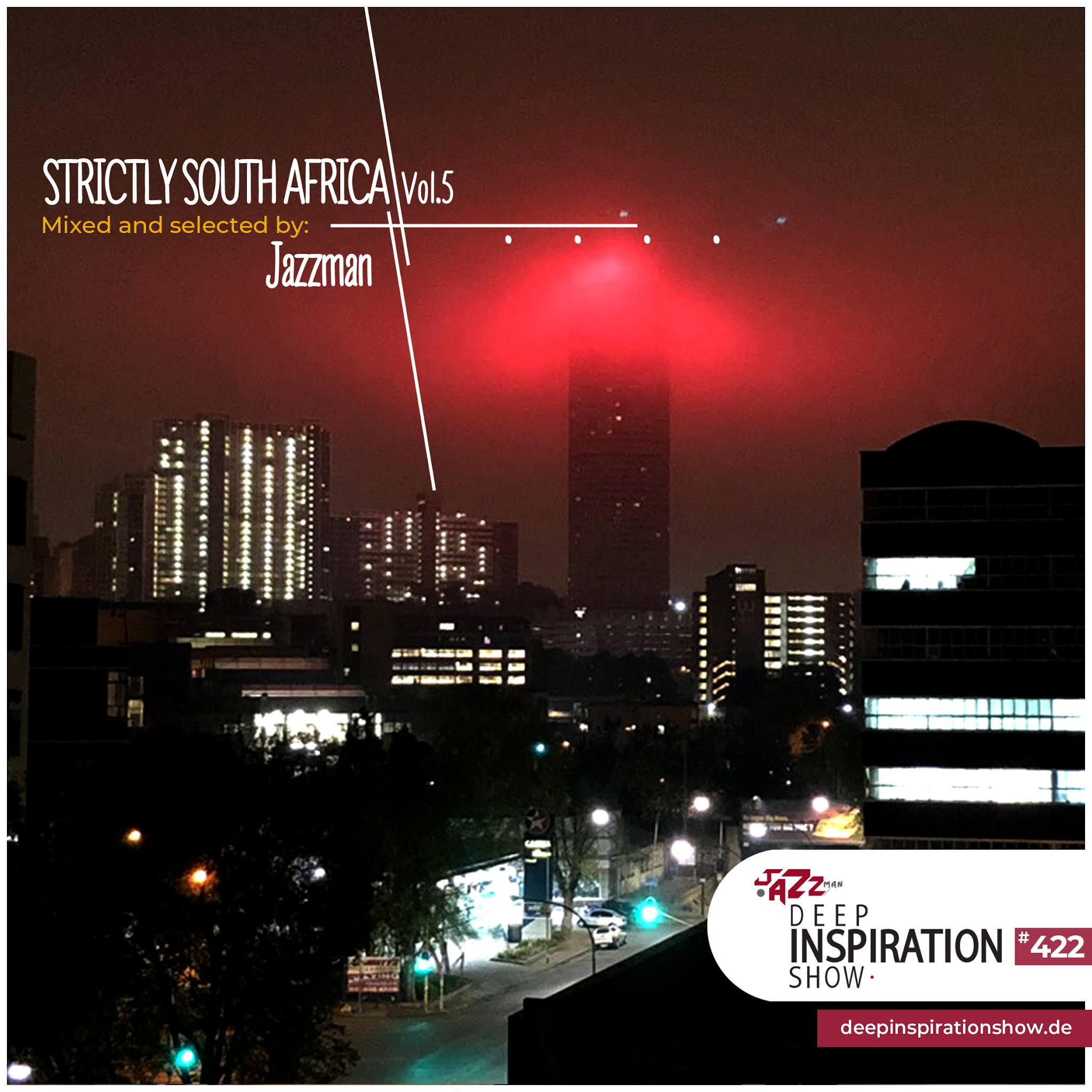 """Show 422 """"Strictly South Africa Vol. 5"""""""