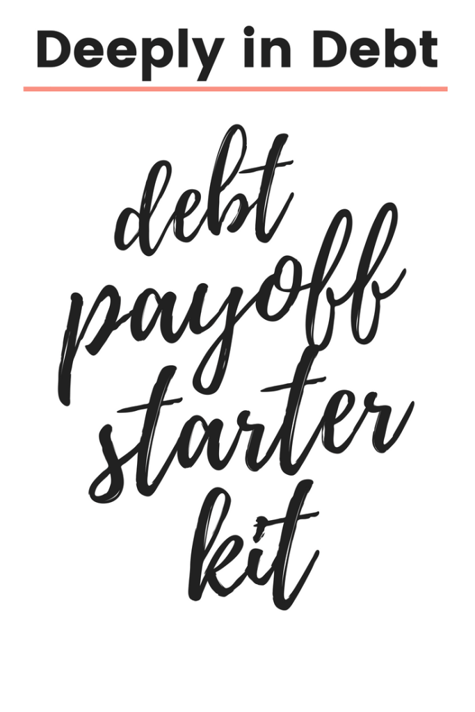 get started paying off debt
