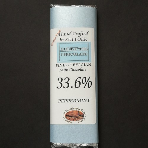 Peppermint Milk Chocolate – 33.6%