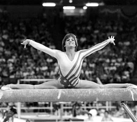 Mary Lou Retton, gymnastics, perfect 10
