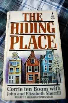 Betsie and the Fleas, The Hiding Place, Corrie ten Boom, book, paperback, WWII, concentration camp, John and Elizabeth Sherrill