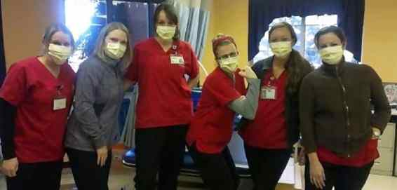 22,000 US Nurses Refuse Flu Vaccines At Expense Of Career, shaming, coercive tactics, annual flu shots, mandatory flu shots, CDC, wear face mask, research, ineffective flu vaccines, influenza vaccine, not vaccinated, hospital patients, conflict of interest, lose your job, Medicare/Medicaid funding, Circle of Docs, fighting back, suing hospital, loss of constitutional rights, Dreonna Breton, registered nurse, pregnant, fired,Nurses Against Mandatory Vaccines, NAMV, pro-vaccine, anti-vaccine, vaccine choice,Equal Employment Opportunityviolation, workplace, human rights violation, death from medical errors, money train, big pharma, greed, health care workers, refuse a vaccine, brave nurses, nurses in masks,