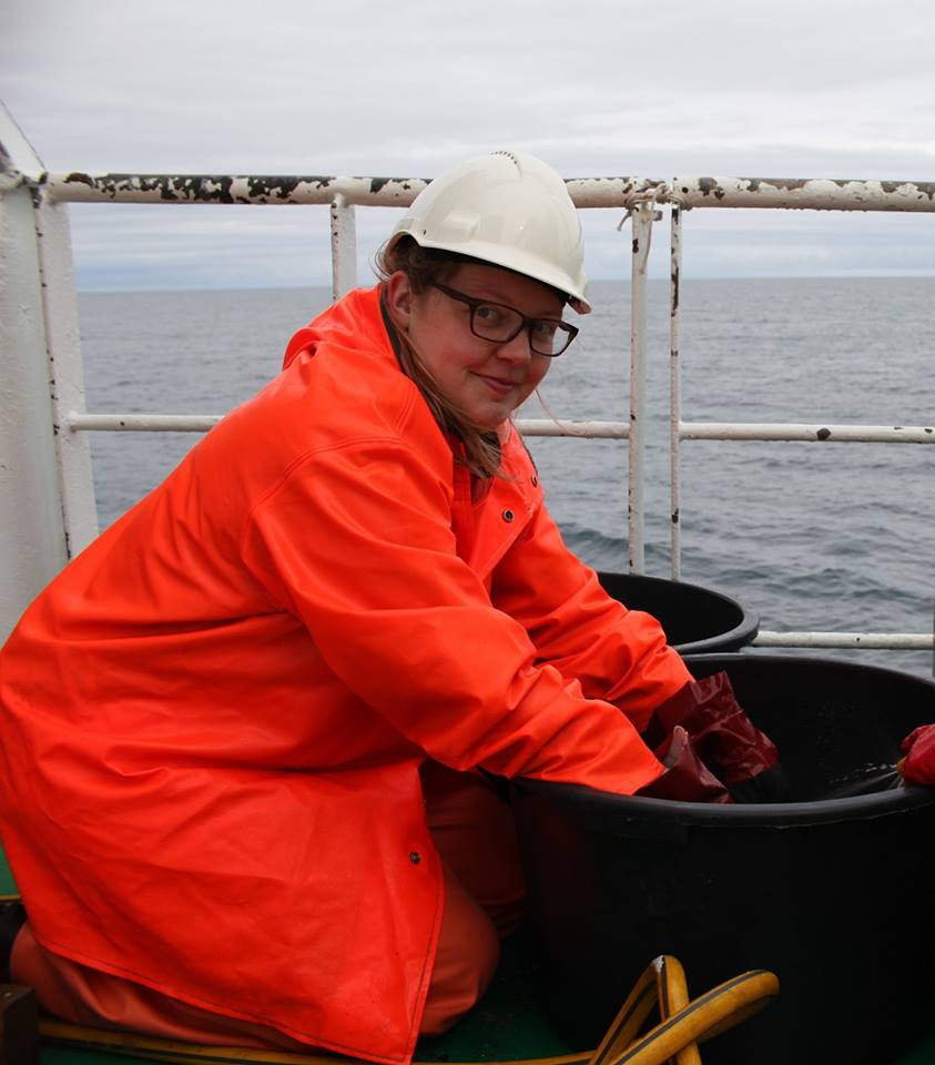 MSci life aboard GO Sars!