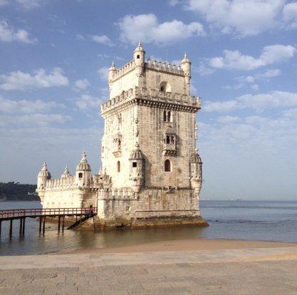 #BélemTower #Lisbon #Portugal