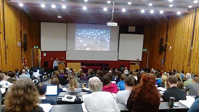 SponGES at the 10th World Sponge Conference
