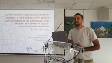 Taxonomy workshop, Marseille, Zootaxa, SponGES