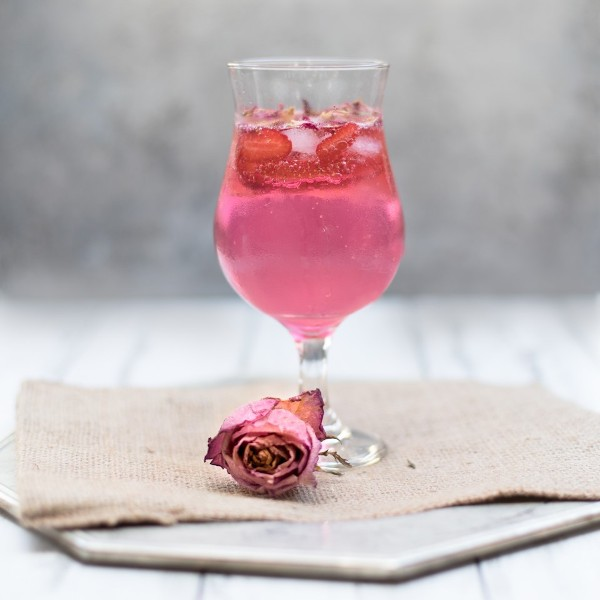 Recipe - Ruby Valentine Gin and tonic