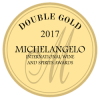 Michelangelo International Wine and Spirits Double Gold