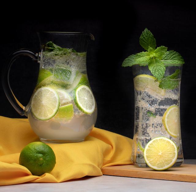 Recipe - Rum Mojito cocktail