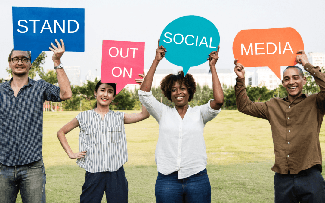 5 Ways to Stand Out on Social Media Starting Today