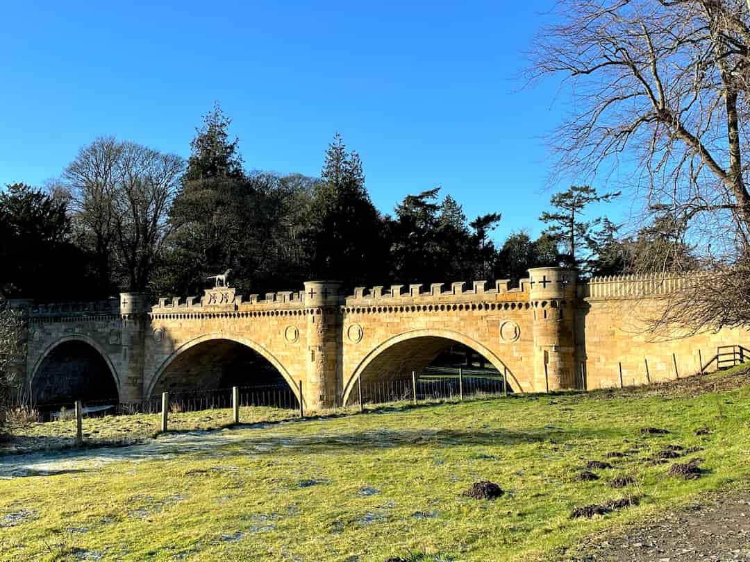 Photo of Alnwick bridge by Deep Space Marketing