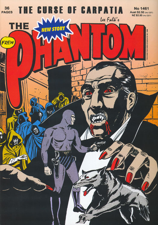 The Phantom, Frew