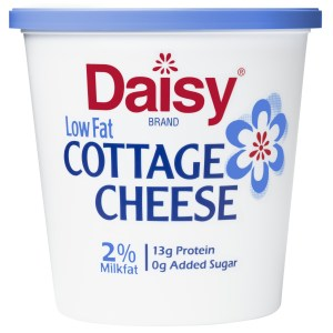 DAISY LOW-FAT COTTAGE CHEESE 2%, 24OZ