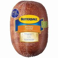 honey ham