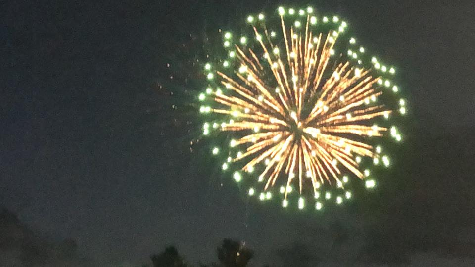 Independence Day Fireworks!