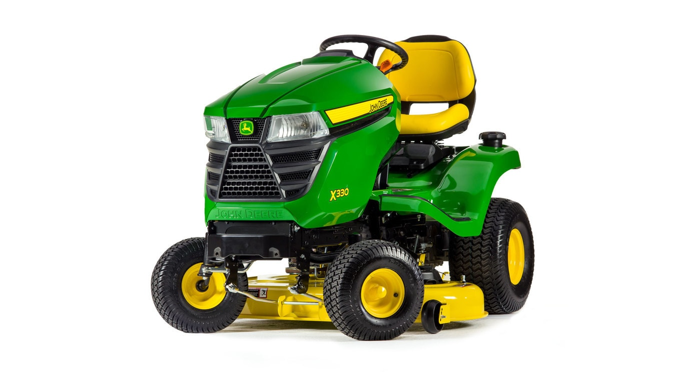 X300 Select Series Lawn Tractor X330 42 In Deck John Deere Us